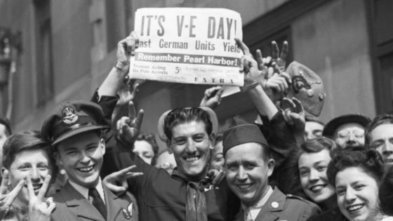 VE Day Street Party @ Historic Dockyard | England | United Kingdom
